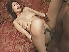 Excellent full-grown video Interracial distance from show