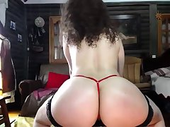 Hairy ass hole Angela hairy play