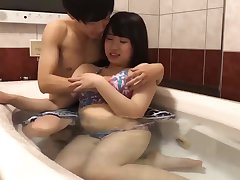 Watch Japanese girl in Newest JAV scene