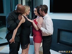 oral fuck is something that Chanel Preston prefers with the brush horny lover