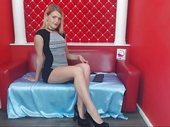 LiveCam  Pretty Italian Teasing P1 High Definition