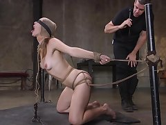 Anal domination in scenes of BDSM be required of Ella Heavenly body